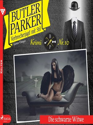 cover image of Butler Parker, 10