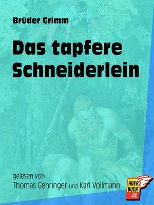 cover image of Das tapfere Schneiderlein