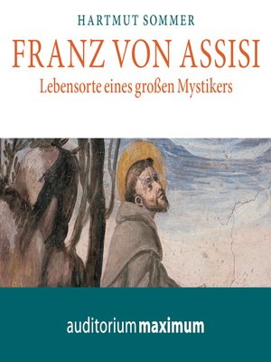 cover image of Franz von Assisi