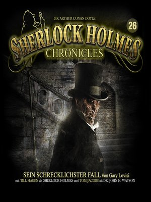 cover image of Sherlock Holmes Chronicles, Folge 26