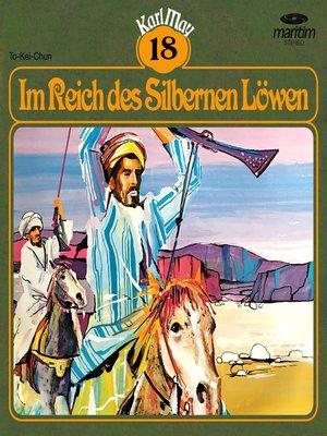 cover image of Karl May, Grüne Serie, Folge 18