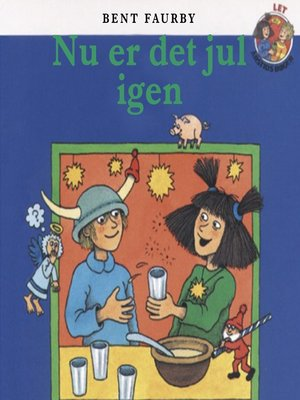 cover image of Nu er det jul igen