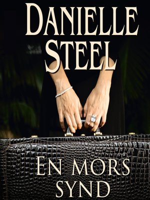 cover image of En mors synd