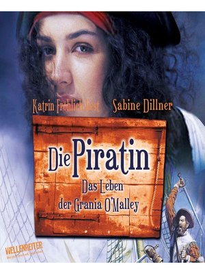 cover image of Die Piratin