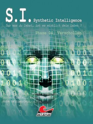 cover image of S.I.--Synthetic Intelligence, Phase 4