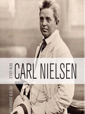 cover image of Den lille Carl Nielsen