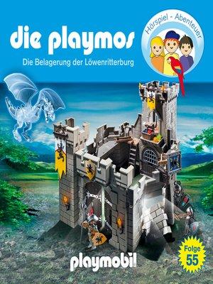 cover image of Die Playmos--Das Original Playmobil Hörspiel, Folge 55