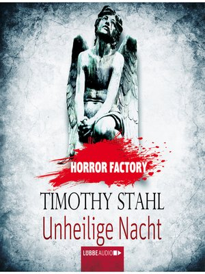 cover image of Unheilige Nacht--Horror Factory 14