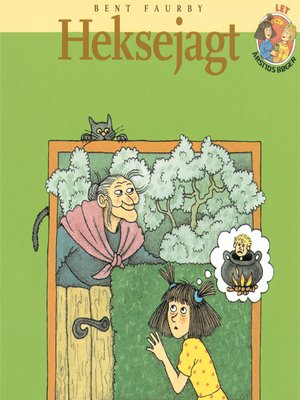 cover image of Heksejagt