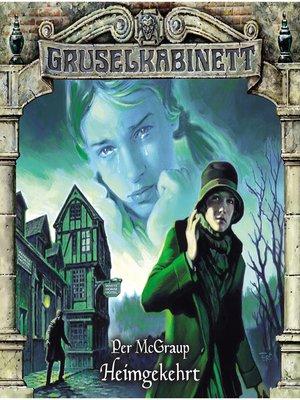 cover image of Gruselkabinett, Folge 89