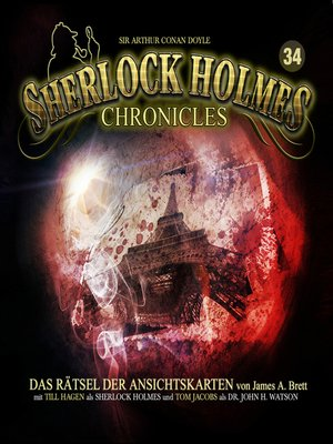 cover image of Sherlock Holmes Chronicles, Folge 34