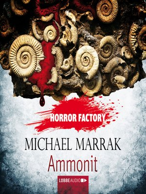cover image of Ammonit--Horror Factory 16