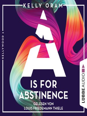 cover image of A is for Abstinence