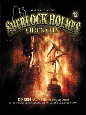 cover image of Sherlock Holmes Chronicles, Folge 12