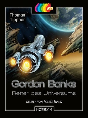cover image of Gordon Banks--Retter des Universums