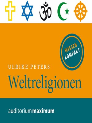 cover image of Weltreligionen