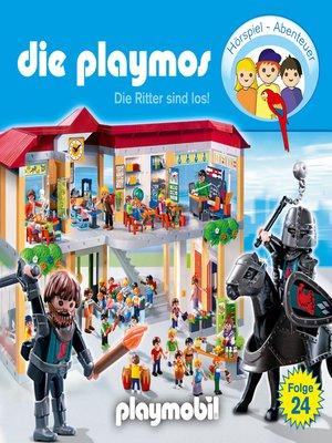 cover image of Die Playmos, Folge 24