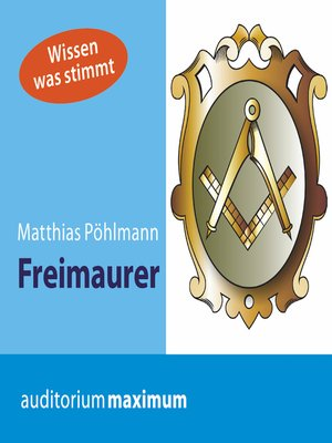 cover image of Freimaurer