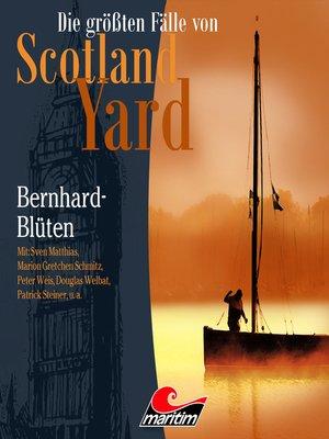cover image of Die größten Fälle von Scotland Yard, Folge 31