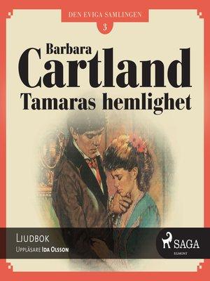 cover image of Tamaras hemlighet--Den eviga samlingen 3