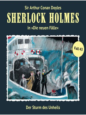 cover image of Sherlock Holmes, Die neuen Fälle, Fall 43
