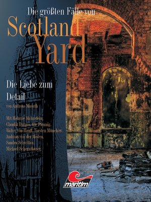 cover image of Die größten Fälle von Scotland Yard, Folge 10