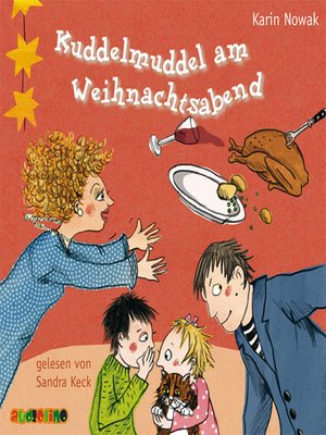 cover image of Kuddelmuddel am Weihnachtsabend