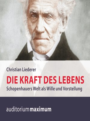 cover image of Die Kraft des Lebens