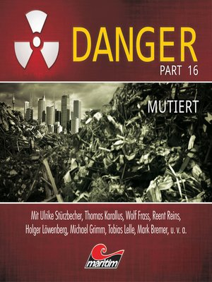 cover image of Danger, Part 16