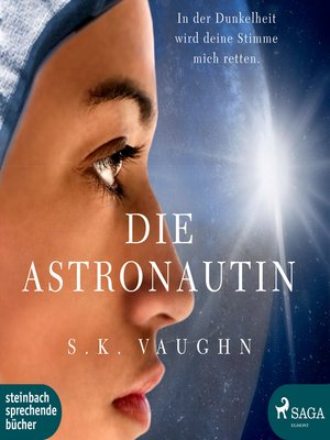 cover image of Die Astronautin