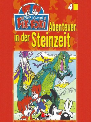 cover image of Fix & Foxi, Folge 4
