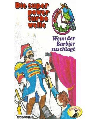 cover image of Radio Kuckuck, Wenn der Barbier zuschlägt