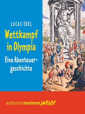 cover image of Wettkampf in Olympia
