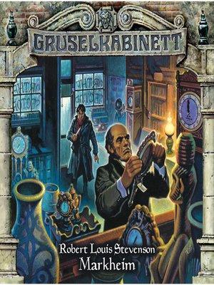 cover image of Gruselkabinett, Folge 72