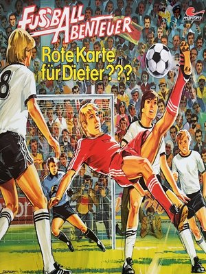 cover image of Fußball Abenteuer, Folge 3