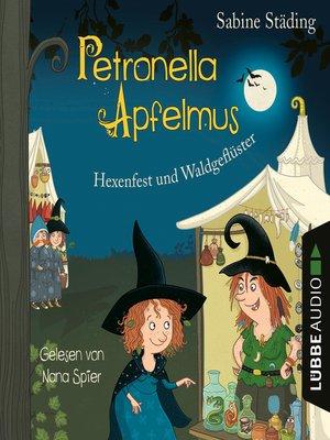 cover image of Hexenfest und Waldgeflüster