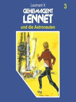 cover image of Geheimagent Lennet, Folge 3
