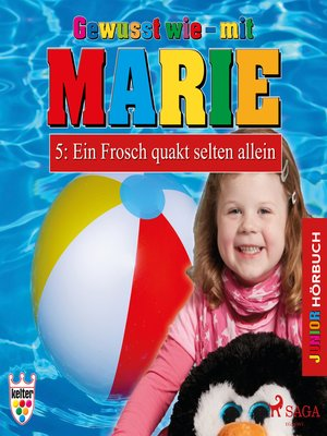 cover image of Gewusst wie--mit Marie, 5