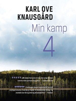 cover image of Min kamp IV