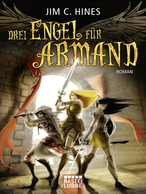 cover image of Drei Engel für Armand