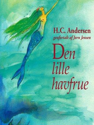 cover image of Den lille havfrue