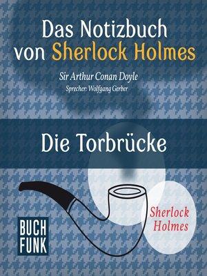 cover image of Sherlock Holmes--Das Notizbuch von Sherlock Holmes