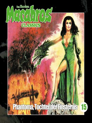 cover image of Macabros--Classics, Folge 15