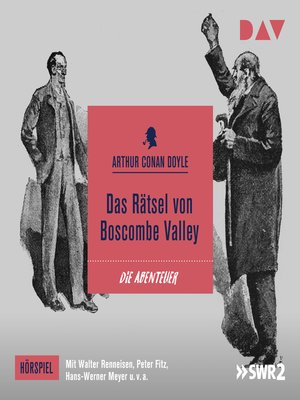cover image of Das Rätsel von Boscombe Valley