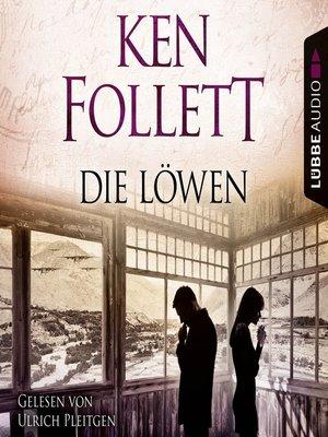 cover image of Die Löwen