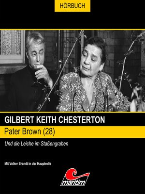 cover image of Pater Brown, Folge 28