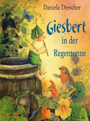 cover image of Giesbert in der Regentonne