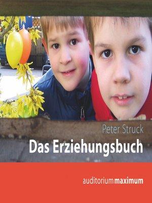 cover image of Das Erziehungsbuch
