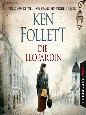cover image of Die Leopardin
