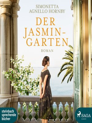 cover image of Der Jasmingarten